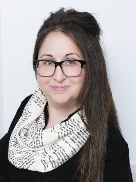 Laura, Author