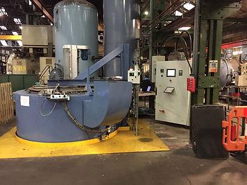 gas nitriding furnace