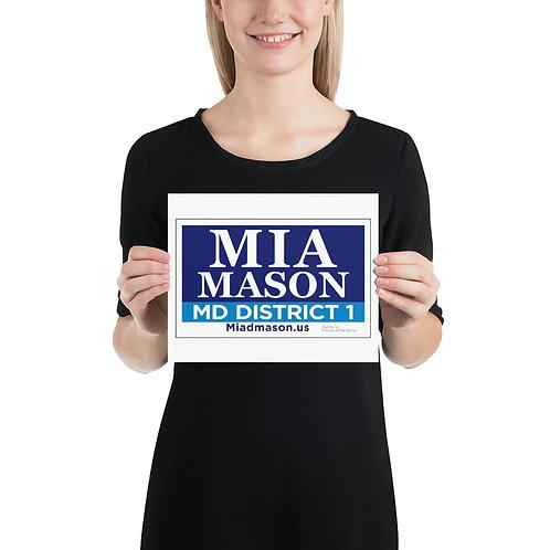 Poster for Friends of Mia Mason