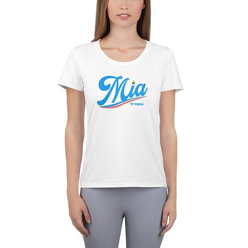 Mia Women's Athletic Shirt