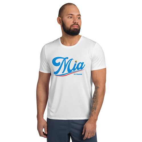 Mia Men's Athletic T-shirt