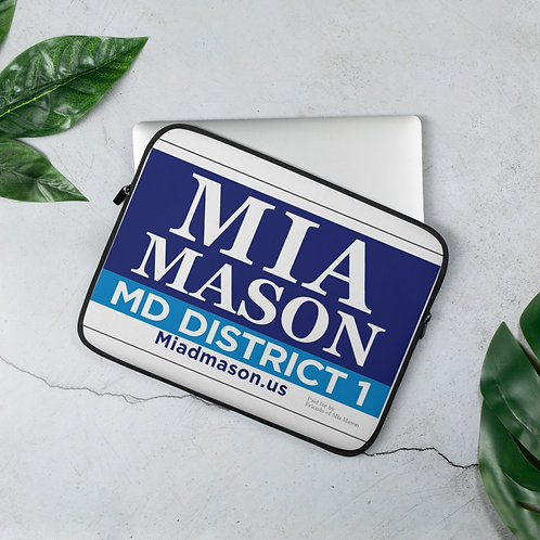 Laptop Sleeve by Friends of Mia Mason