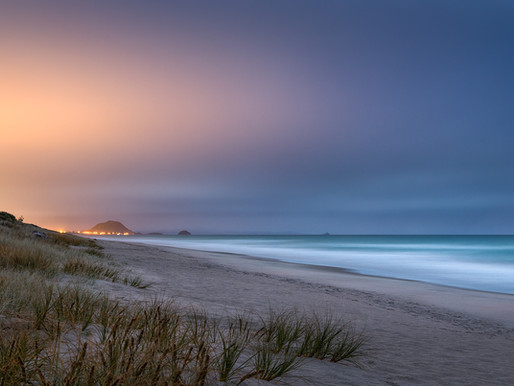 """In Search of """"THE"""" Shot at Mount Maunganui"""