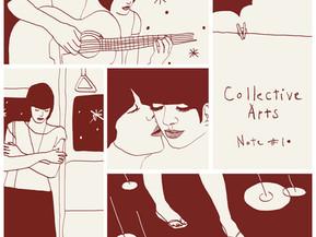 """'콜렉티브아츠', 열 번째 싱글 'Note#10' 발표…""""각자의 20대"""""""