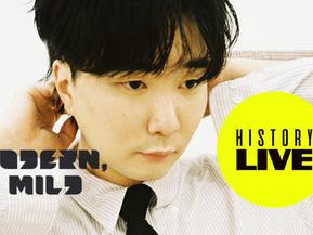 윤현상, 온라인 공연 '히스토리 라이브' 15일 개최