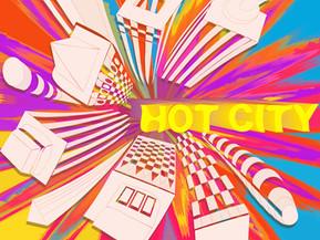 헤이맨, 두 번째 싱글 'Hot City' 발표…판타지 속으로