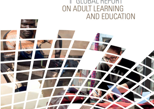 UNESCO Global Report on Adult Education and Learning. GRALE 4