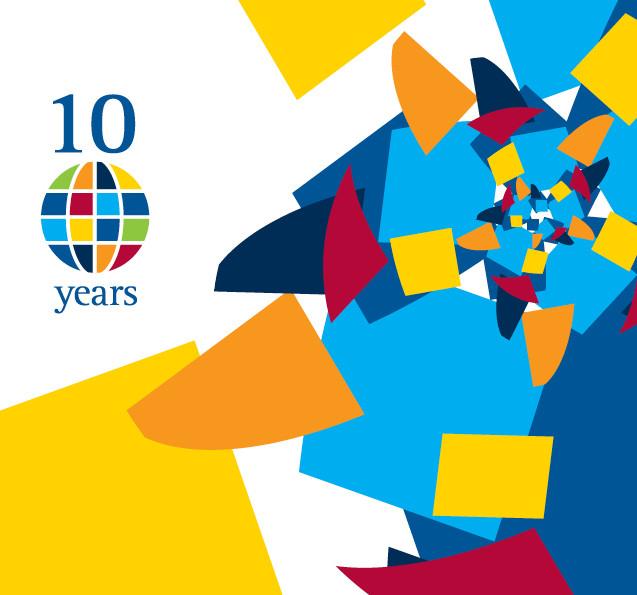 UNESCO-UNEVOC Anniversary logo