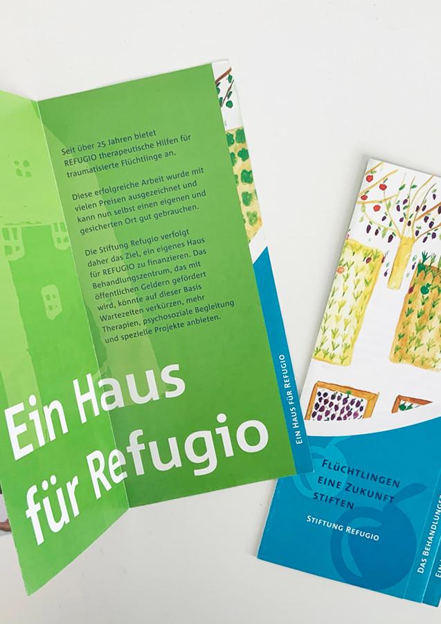 Refugio Stiftung und Verein