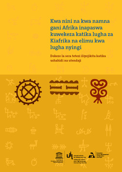 Multilingual Education in Africa