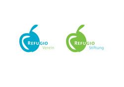 Refugio Treppenfalz Flyer