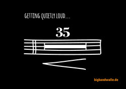 Getting quietly louder
