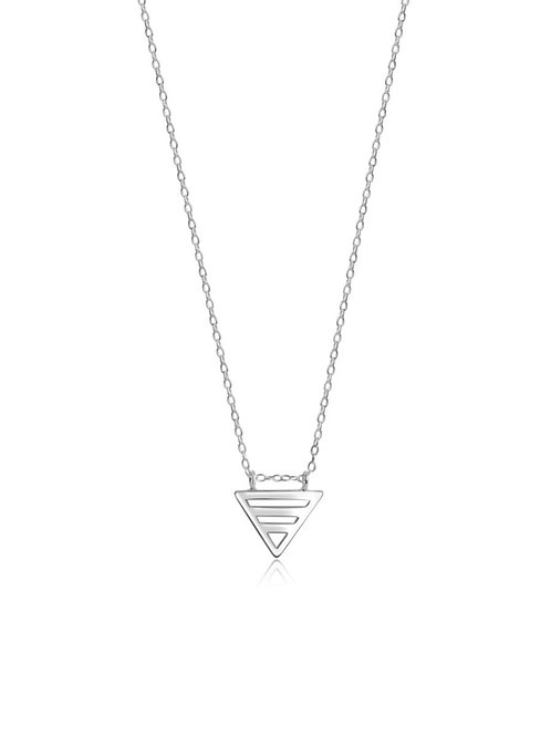 Trikona slider pendant
