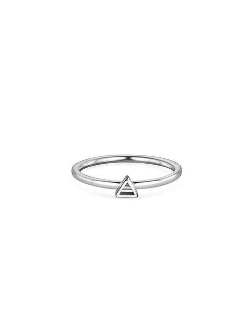 Geo Trinity Ring
