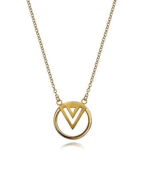 Enso Midi Necklace