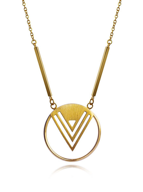 Enso Maxi Necklace