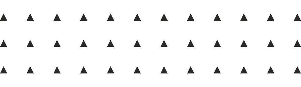 Black triangle repeat print
