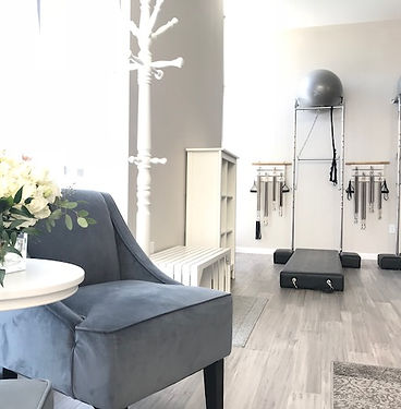 ENTRANCE OF PROJECT PILATES