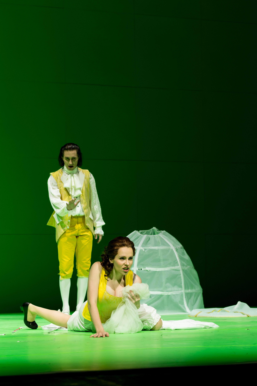 """W. A. Mozart """"Le nozze di Figaro"""""""