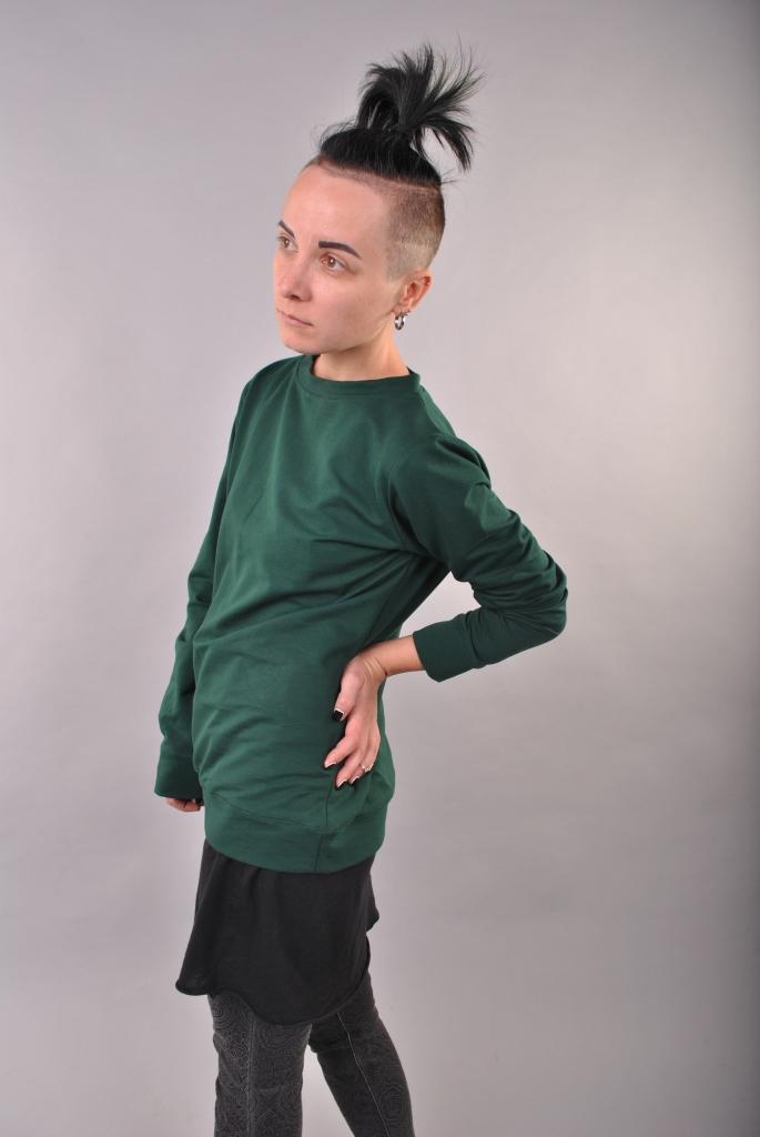 Green Sweatshirt