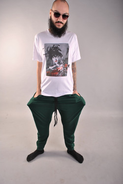 Robert Smith/Green Pants