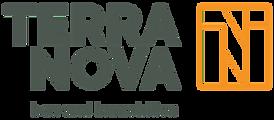 Terra Nova Schriftzug mit Icon und Claim