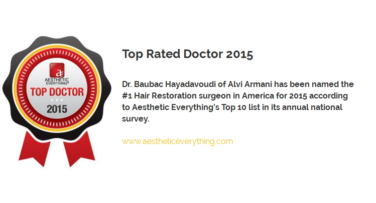 TOP RATED DOCTOR 2015