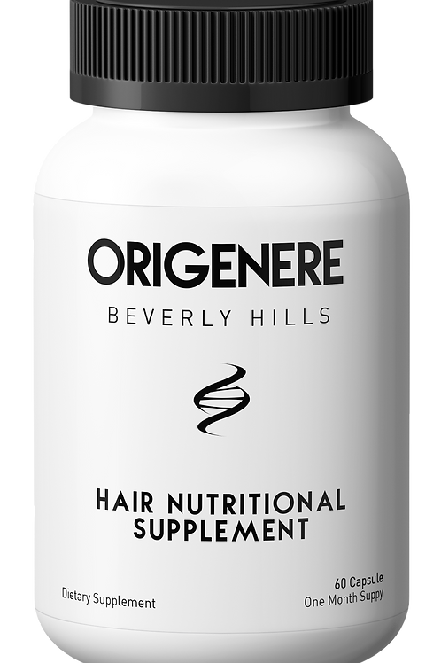 Origenere Hair & Skin Revitalizing Dietary Supplement