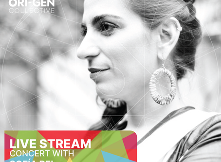 Ori-Gen Live Stream Series: Sofia Rei