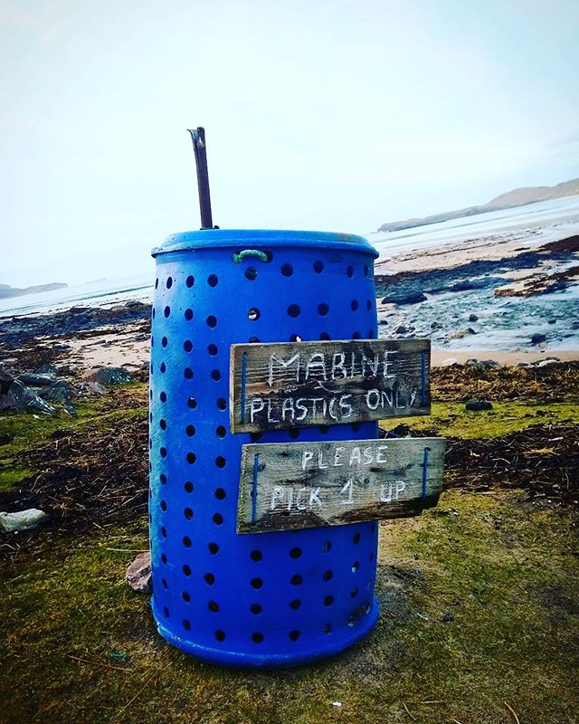 Durness project to clean up our coast, h