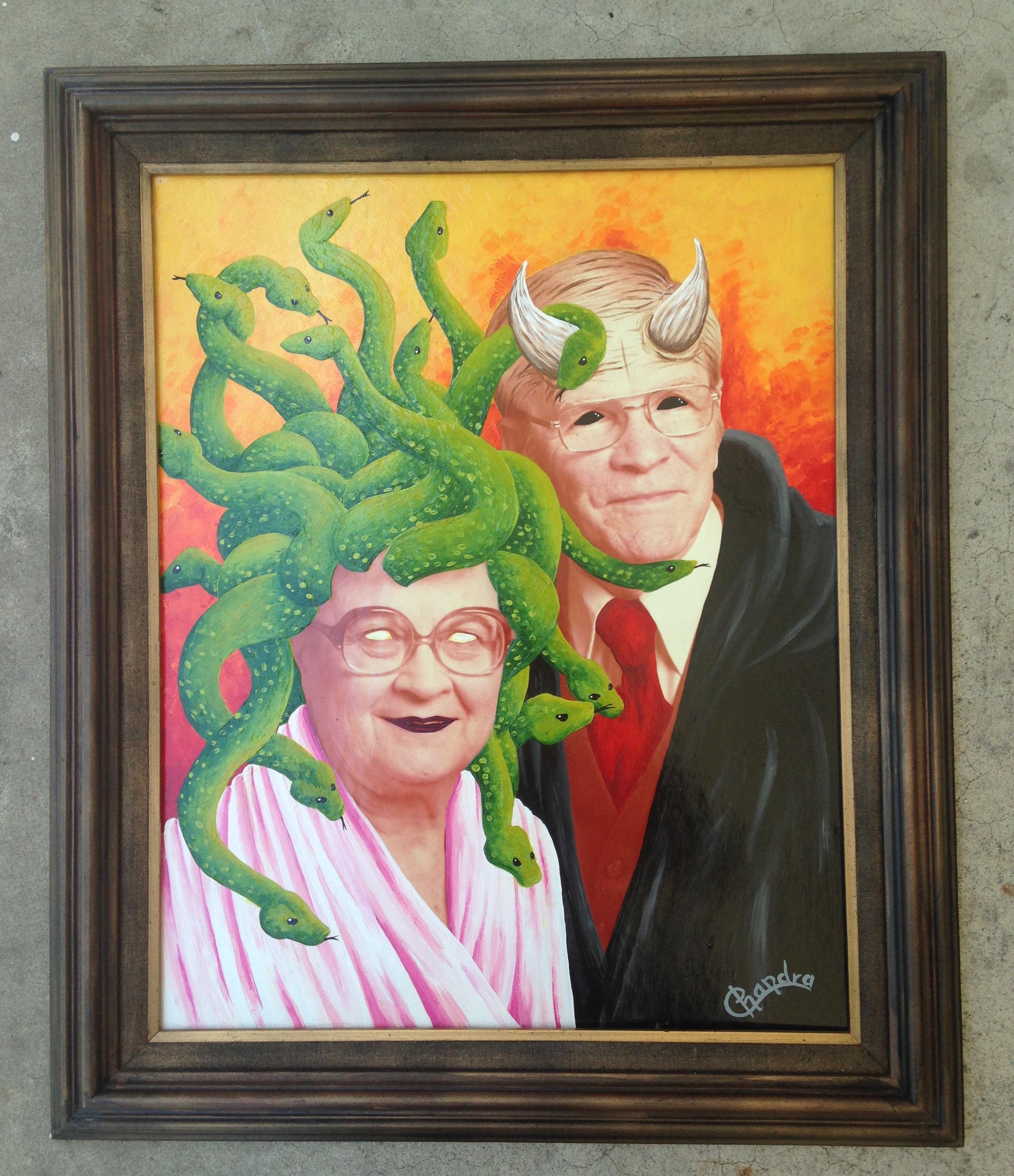 Satan & Medusa