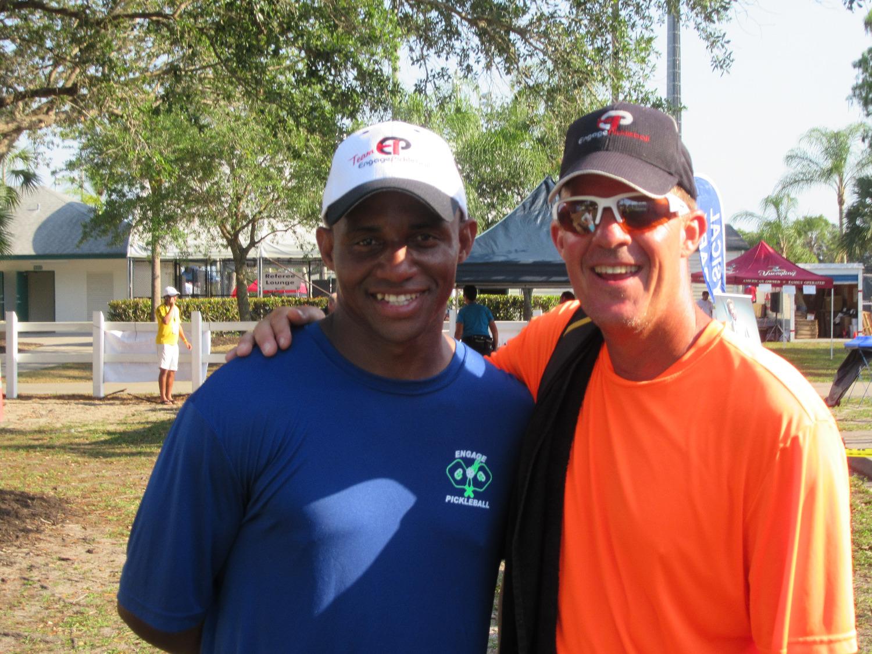 Scott Tingley & Davon Martin Partner