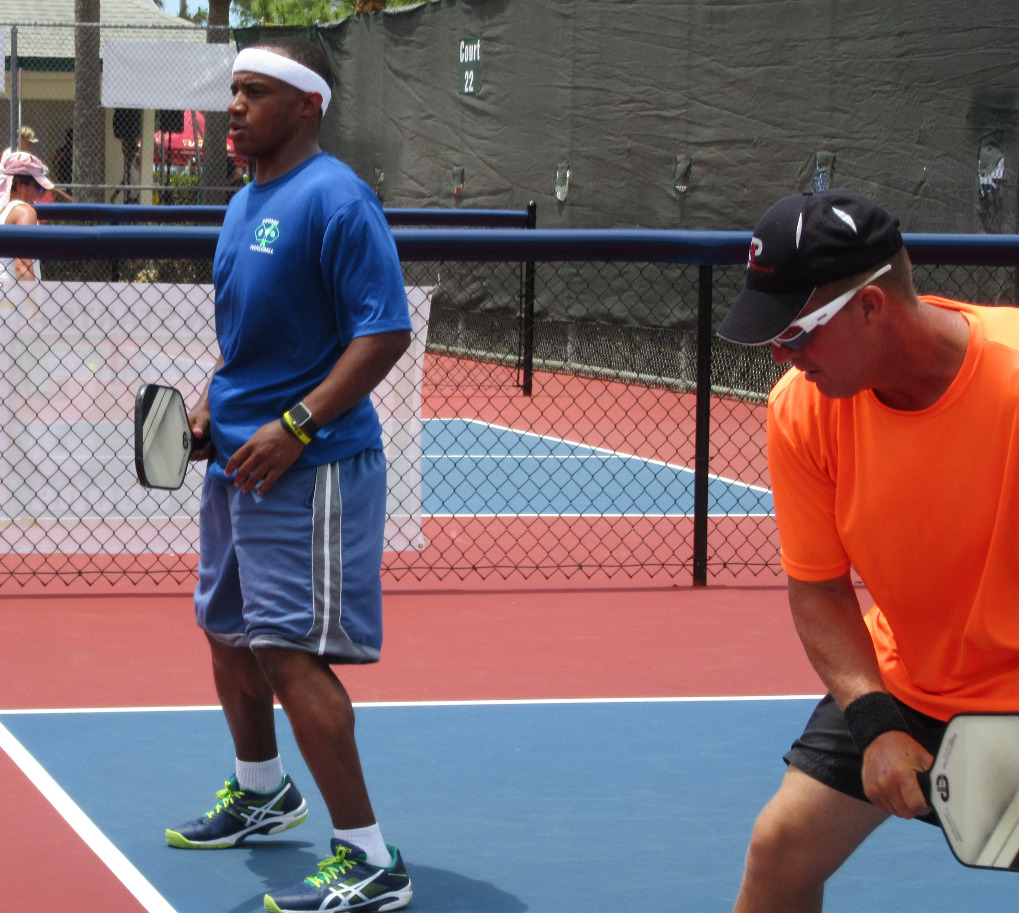 Mens Doubles US Open