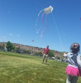 Overlook Park Kite Festival