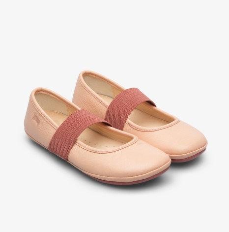 Right Ballerinas (pink)