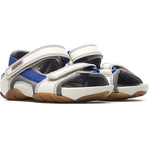 OUS sandales (baltas/white)