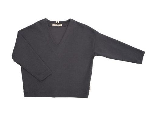 Adīts džemperis (pelēks)