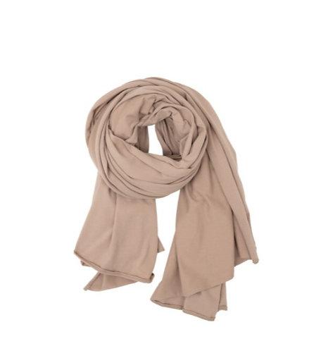 Big scarf (chocolate milk)