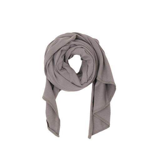 Midi neck scarf (asphalt)