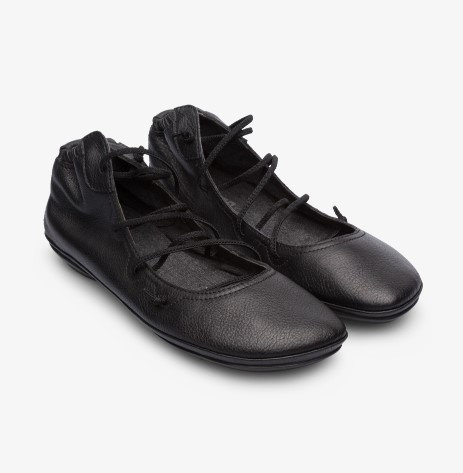 Right Ankle Boots (black)