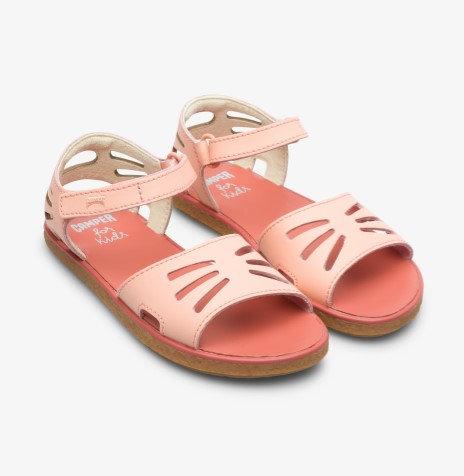 Miko sandales (rozā)