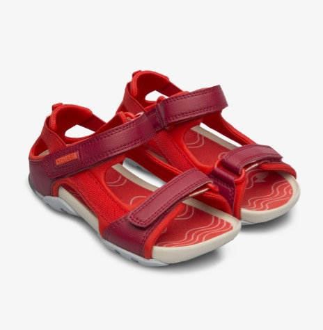 Ous Sandals (red)