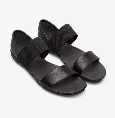 Right Sandals (black)