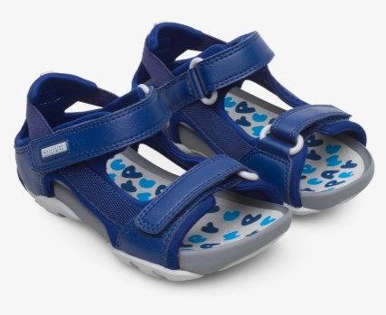 Ous sandales (zilas)