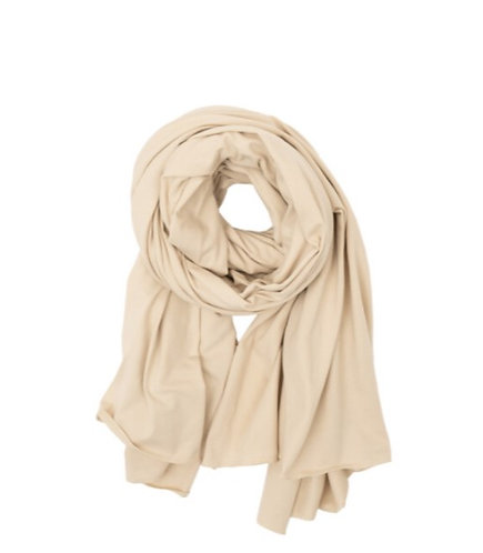 Big scarf (vanilla ice cream)