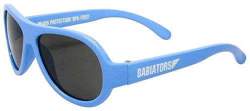 Babiators saulesbrilles gaiši zilas