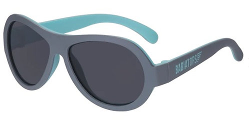 Sea Spray Aviator Two Tone saulesbrilles (jūraszaļš/pelēks)