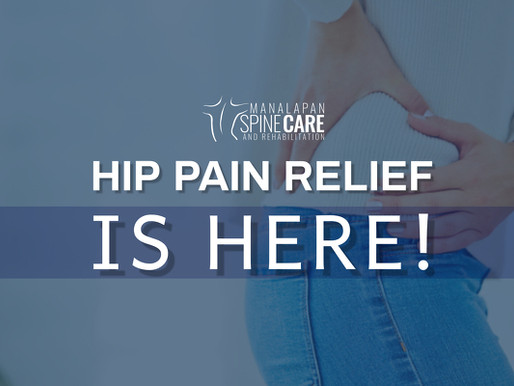 Are you Searching for Hip Pain Relief?
