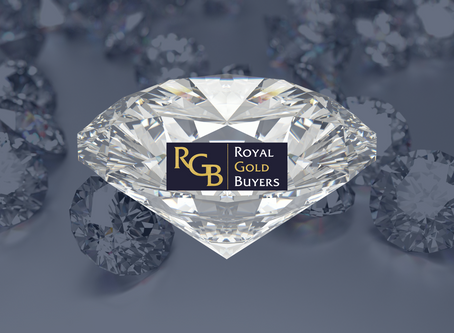 It's Time to Sell your Diamonds to Royal Gold Buyers
