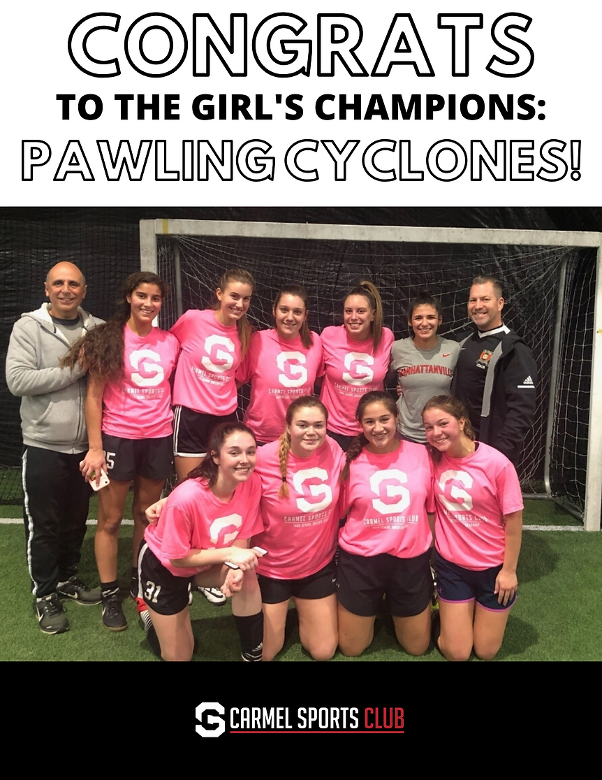 Congrats to the Girl's Champions_ Pawlin
